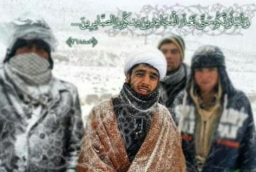 مؤمن واقعی اهل جهاد است