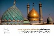مجاهدت های فرهنگی و روشنگرانه حضرت عبدالعظیم حسنی علیه السلام