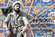 مبلغ جهادی شهید مصطفی ردانی پور
